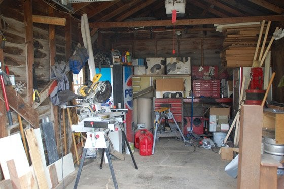 Kit Stansley In The Workshop Power Tools Bob Vila
