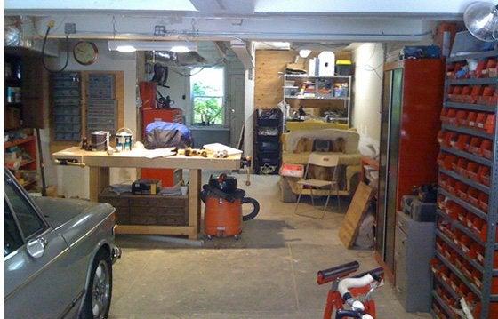 Sanfranvic John Clarke Mills Workshop Tools Bob Vila