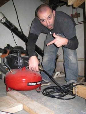 Pete Fazio Dadand Workshop Tools Bob Vila