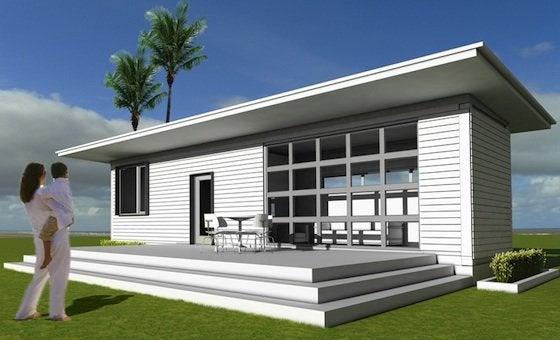 Logical Homes De Maria Container House Kara 320 800w