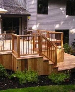 Renovation Headquarters.Com Wood Deck