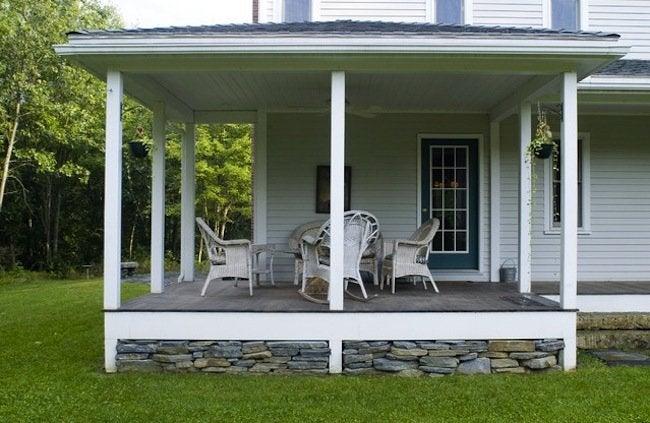 Front Porch Designs - Farmhouse