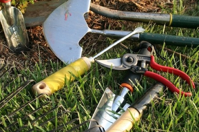 How To: Care for Garden Tools