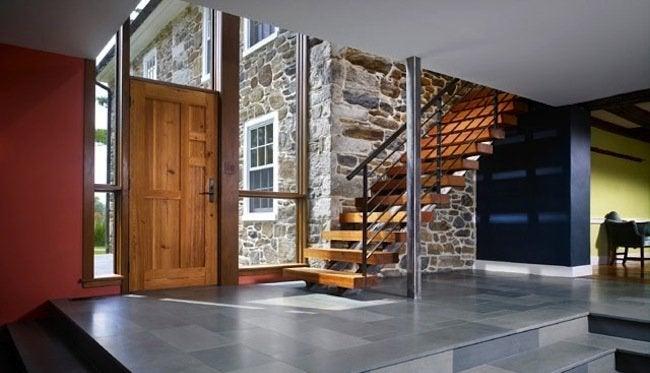 Wyant Architecture Pa Farmhouse Entry 05