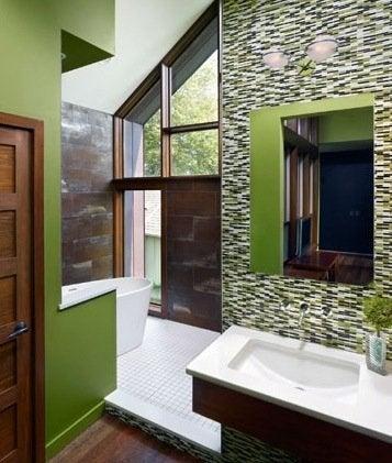Wyant Architecture Pa Farmhouse Addition Master Bath