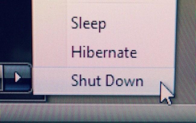 Shut Down
