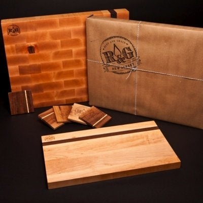 Rust And Grain Products