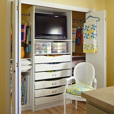 How to Organize Your Closet - Storage System