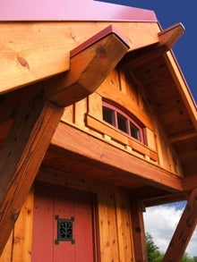 tumbleweed houses, bungalow, craftsmen house style