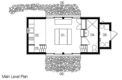 E.D.G.E. House floor plan