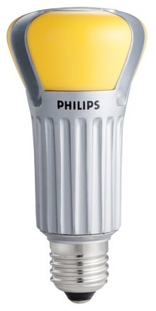 Philips LED 75-watt Light Bulb, Home Depot