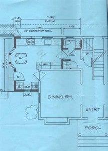Final floor plan