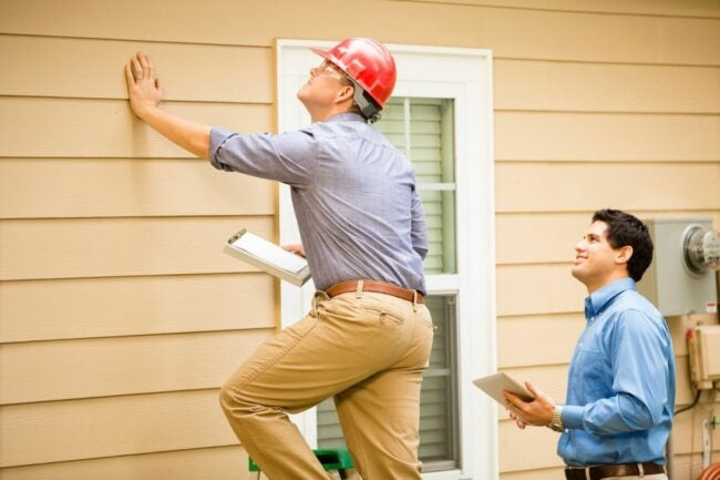 Hire a Home Inspector Before You Buy