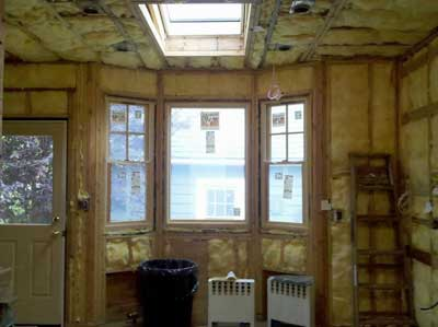 insulation - bay window