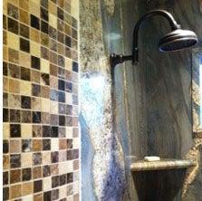 Choosing a Rain Shower Head - Bath Remodel