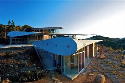 David Hertz Wing House