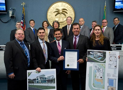 2020 Alton Road Honored by City of Miami Beach, FL