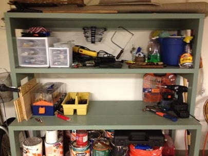 Bob Vila's Workbench