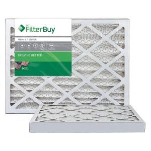 The Best Furnace Filter Option: FilterBuy MERV 8 Pleated AC Furnace Air Filter