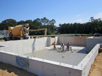 unfinished basement  bob vila