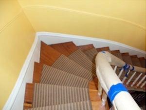 GSteves-Striped-stairway runner