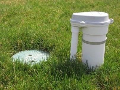 Irrigation Well - Valve