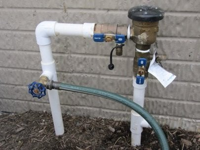 Irrigation Well - Pressure Release