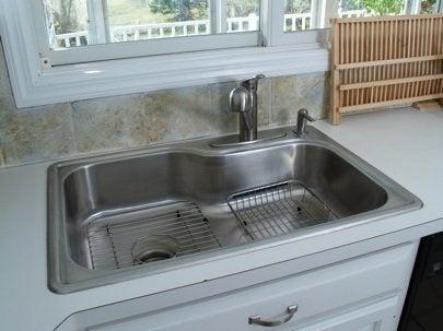 Install Kitchen Sink