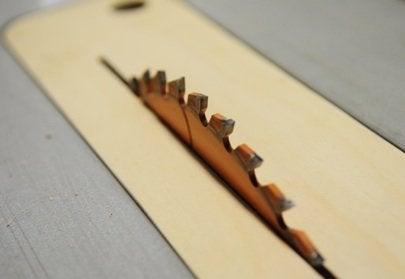 Plywood Cutting
