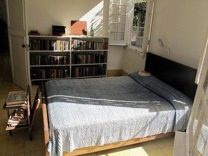 Hemingway's Finca Vigia Bedroom