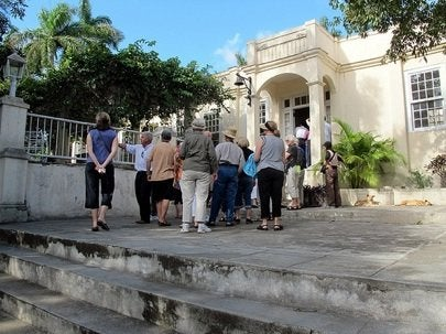 Hemingway's Finca Vigia Exterior