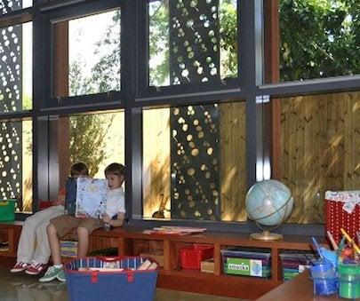 St. Stephen's Main Highway Pavilion Eco-Friendly School