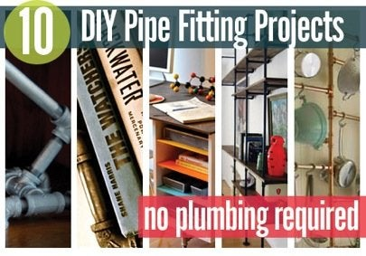 Pipe Fitting Projects