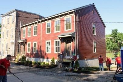 Habitat Blitz Build, Newburgh, NY