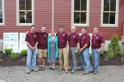 Habitat Dedication Leadership Team, Newburgh, NY