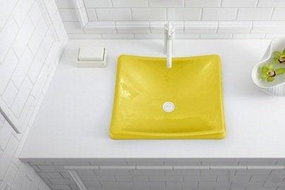 Jonathan Adler Kohler Color Sinks