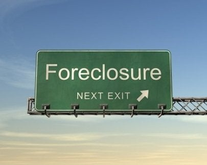 Rehabbing a Foreclosure