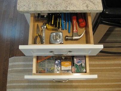 Kitchen Tool Drawer