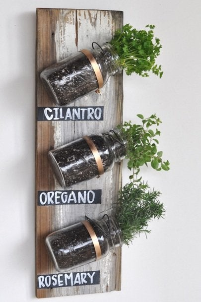 Mason Jar DIY - Camille Styles