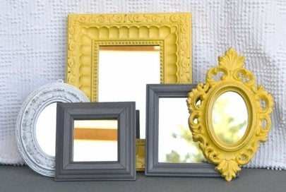 Etsy BeautiSHE Upcycled Mirrors