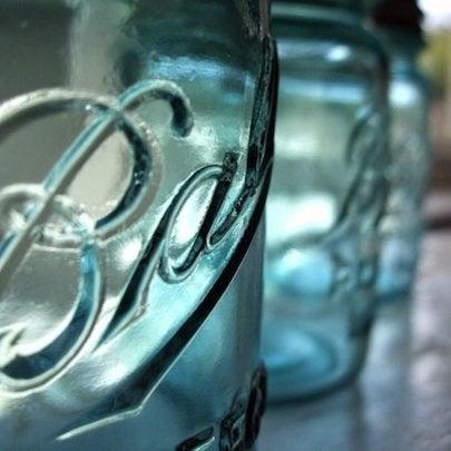 Mason Jar DIY - Detail Image