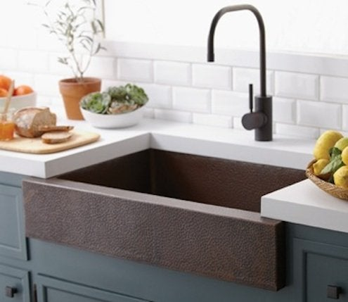 Apron Front Sinks - Paragon