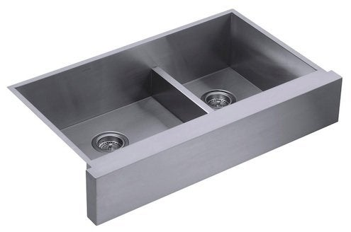 Apron Front Sinks - Double