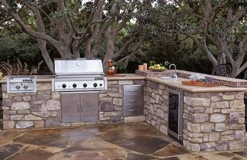 Outdoor Kitchen Kits Bob Vila