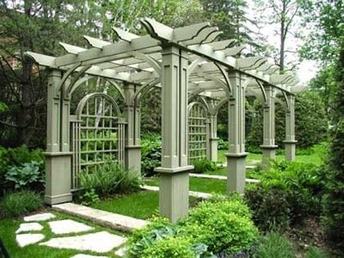 GardenStructure-cedar-pergola