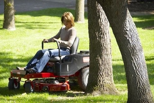 Used Riding Mowers