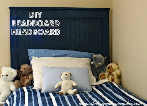 DIY Beadboard