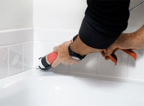 Tub Caulking