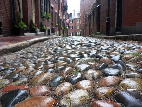 History of Cobblestones