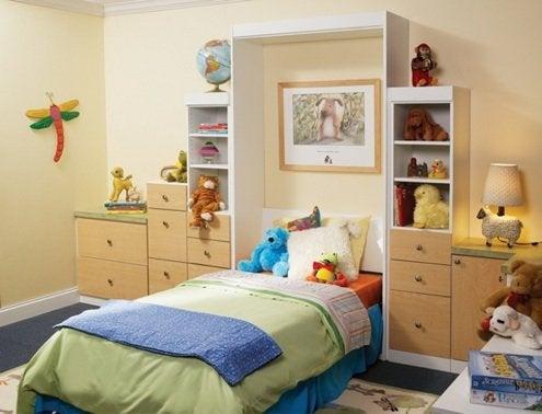 Murphy Bed - Kids Room